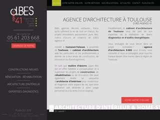 SOCIéTé : Maître d_œuvre à Castanet-Tolosan