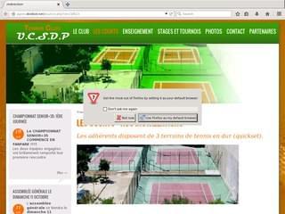 http://www.ucsdp.fr est réalisé avec Cms Made Simple
