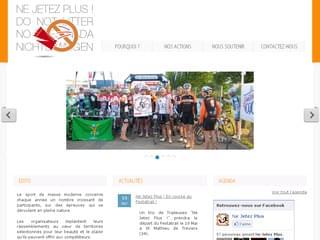http://www.nejetezplus.com est réalisé avec Cms Made Simple