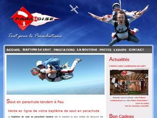 http://www.paradise64.fr/ est réalisé avec Cms Made Simple