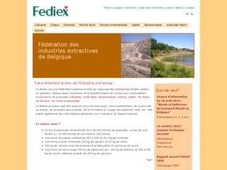 http://www.fediex.be/ est réalisé avec Cms Made Simple