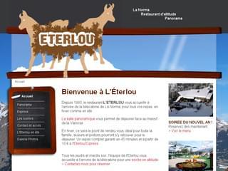 http://eterlou-norma.com est réalisé avec Cms Made Simple