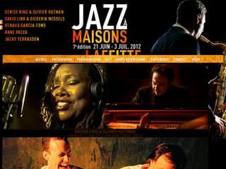 http://www.jazzamaisonslaffitte.com est réalisé avec Cms Made Simple