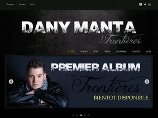 http://www.danymanta.com est réalisé avec Cms Made Simple