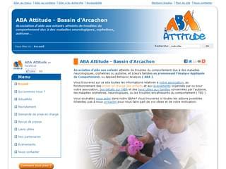 http://www.aba-attitude.com est réalisé avec Cms Made Simple