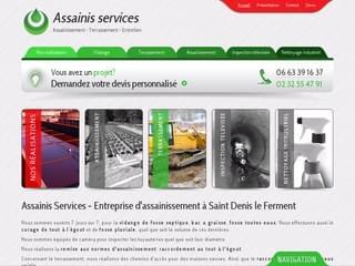 NETTOYAGE : Entreprise de nettoyage industriel St Denis le Fer