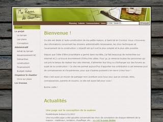 http://www.marevuedechantier.fr est réalisé avec Cms Made Simple