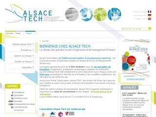 http://www.alsacetech.org/ est réalisé avec Cms Made Simple