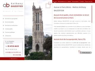 CABINET AVOCATS : Avocat Paris 7