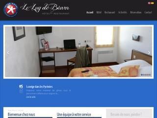 http://www.hotel-pau.com est réalisé avec Cms Made Simple