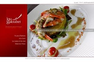 http://www.lougaloubet.fr est réalisé avec Cms Made Simple