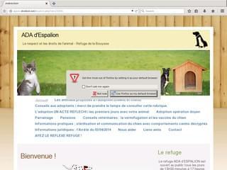 http://www.ada-espalion.net/ est réalisé avec Cms Made Simple
