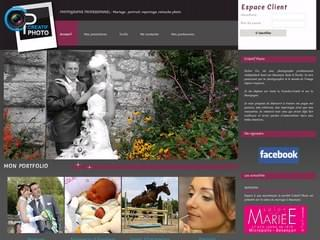 http://www.creatifphoto.fr est réalisé avec Cms Made Simple
