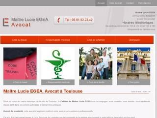 CABINET AVOCATS : Avocat à Toulouse : Droit du travail