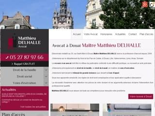 CABINET AVOCATS : Avocat à Douai : Avocat divorce