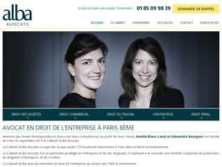 CABINET AVOCATS : Avocat à Paris 17 : Avocat entreprise