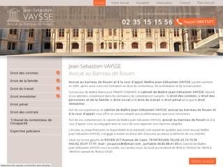 CABINET AVOCATS : Avocat accident du travail Rouen